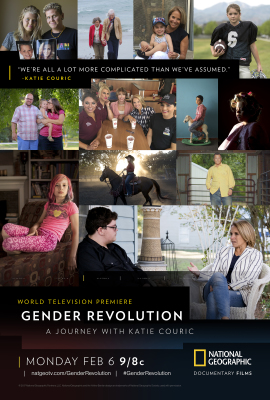 NatGeo Gender Revolution, A Journey with Katie Couric